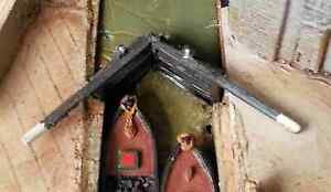 3-Narrow-canal-lock-gates-A18a-UNPAINTED-N-Gauge-Scale-Langley-Models-Kit-1-148