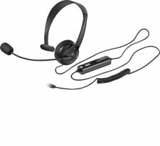 Insignia Landline Phone Headset Black RJ9 Connector