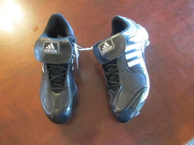 a6ded3a5e1be adidas Excelsior 6 Low Baseball Metal Cleats Size 13 1/2 Velcro in The  Front for sale online | eBay