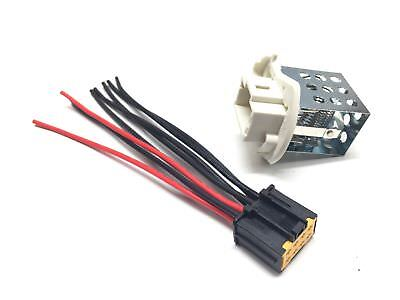 Wiring Harness PSHR36+HR36WIRFI Fits Fiat Ducato Grande Punto Heater Resistor
