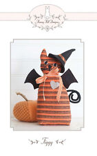 Pattern ~ TIGGY ~ by Bunny Hill Designs