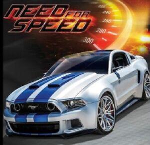 Details Sur Maisto 1 24 Need For Speed 2014 Ford Mustang Gt Diecast Modele Voiture De Course Jouet Nouveau Afficher Le Titre D Origine