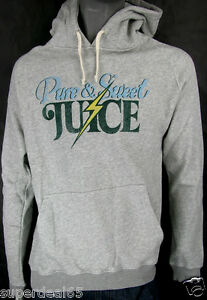 Lightning Bolt  A Pure Source Hoodie  Surf Hooded Pure And Sweet Heather Grey