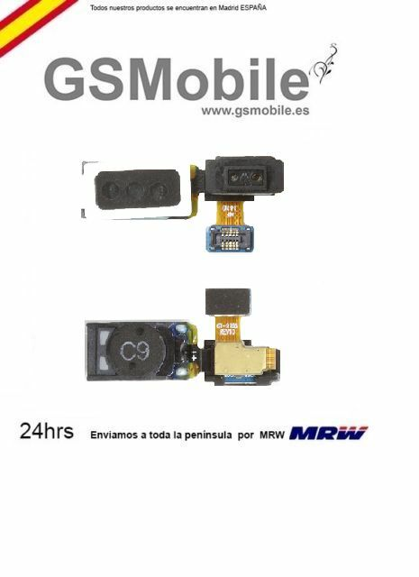 ORECCHIO ALTOPARLANTE EARPIECE AURICOLARE SAMSUNG GALAXY i9195 i9190 S4 MINI
