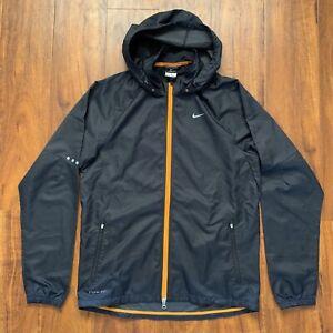 Nike Running Storm-Fit Jacket/Windbreaker Men's Size ...