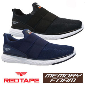 red tape foam shoes