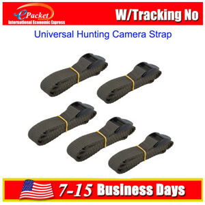 5x-Mount-Straps-Replacement-for-CT007-CT008-SG-880-LTL-Hunting-Trail-Camera-FAST