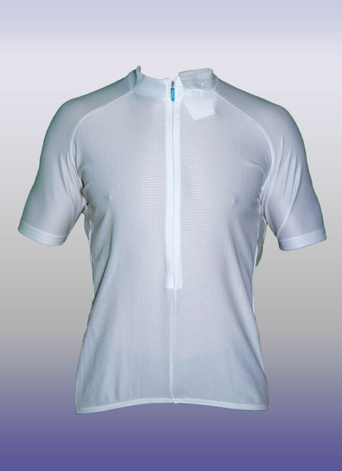 NEW  BIORACER White Cycling Jersey Size L (4)