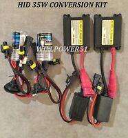 Fog Lights 899 35w R1 Slim Xenon Hid Conversion Kit 95-98 For Ford Explorer