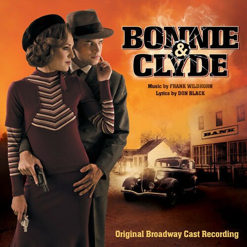 1 of 1 - Cast Recording - Bonnie & Clyde [New CD]