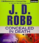 Concealed in Death by J D Robb (CD-Audio, 2014)