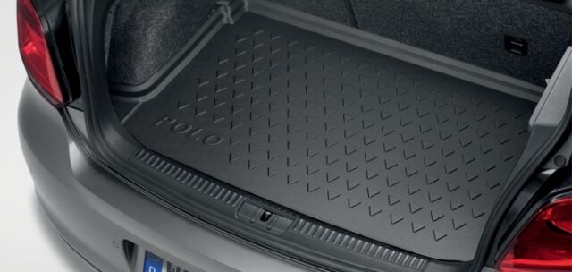 Volkswagen Polo Boot Liner Cargo Mat A05-6R Anthracite GENUINE NEW