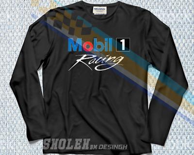 XXL GILDAN T-SHIRT NEW LIMITED MOBIL 1 Racing Lubricants Oil SIZE S