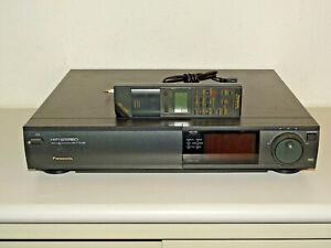 Panasonic-NV-F70-VHS-Videorecorder-inkl-Fernbedeinung-2-Jahre-Garantie