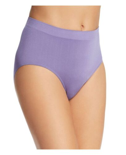 Details about  /WACOAL 838175  ~ TWILIGHT PURPLE  ~  B-Smooth FULL Brief Panties  ~  Size LARGE