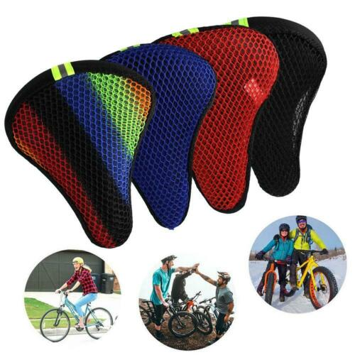 Breathable Mountain Bike Bicycle Cushion Net Sun Protection Cushion Cover Seat