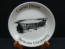 "Syracuse China Restaurant~Carrier Dome Sports~Syracuse University~6.25"" Plate"