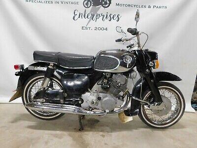 1965 Honda Ca77 305 Dream 1654 Free Shipping To England Uk Ebay