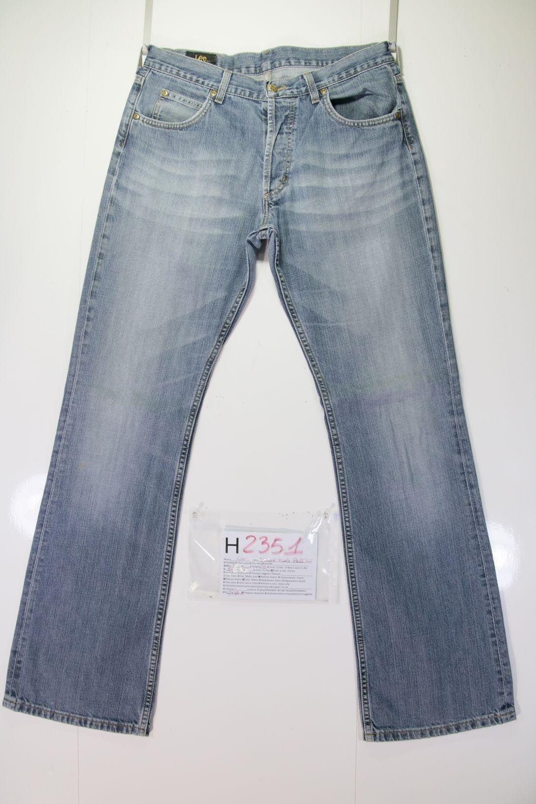 Lee Denver Flare Bootcut(Cod. H2351) Tg48 W34 L34 jeans used Vintage Streetwear