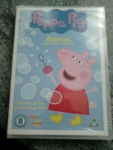 Peppa pig bubbles and other stories  dvd - Leek, United Kingdom - Peppa pig bubbles and other stories  dvd - Leek, United Kingdom