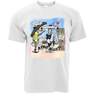 King Kurt slammers t-shirt rockabilly psychobilly cramps zulu beat retro meteors