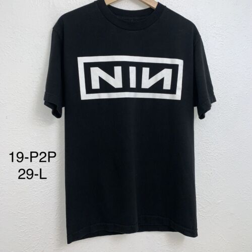 NIN Soundgarden North America 2014 Tour Tee T-Shi… - image 1