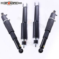 4x Struts For Gmc Yukon Xl 1500 Z55 Rear Front Air Suspension Shocks Absorber
