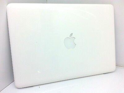 """Loc G-144 OEM White LCD Bezel 2009 2010 for Apple MacBook A1342 13/"""" Unibody"""