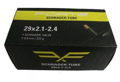 Forté Puncture Resistant Schrader Tube 26x1.5-2.0 1.7//3.7mm//509g 50-5045 NIB