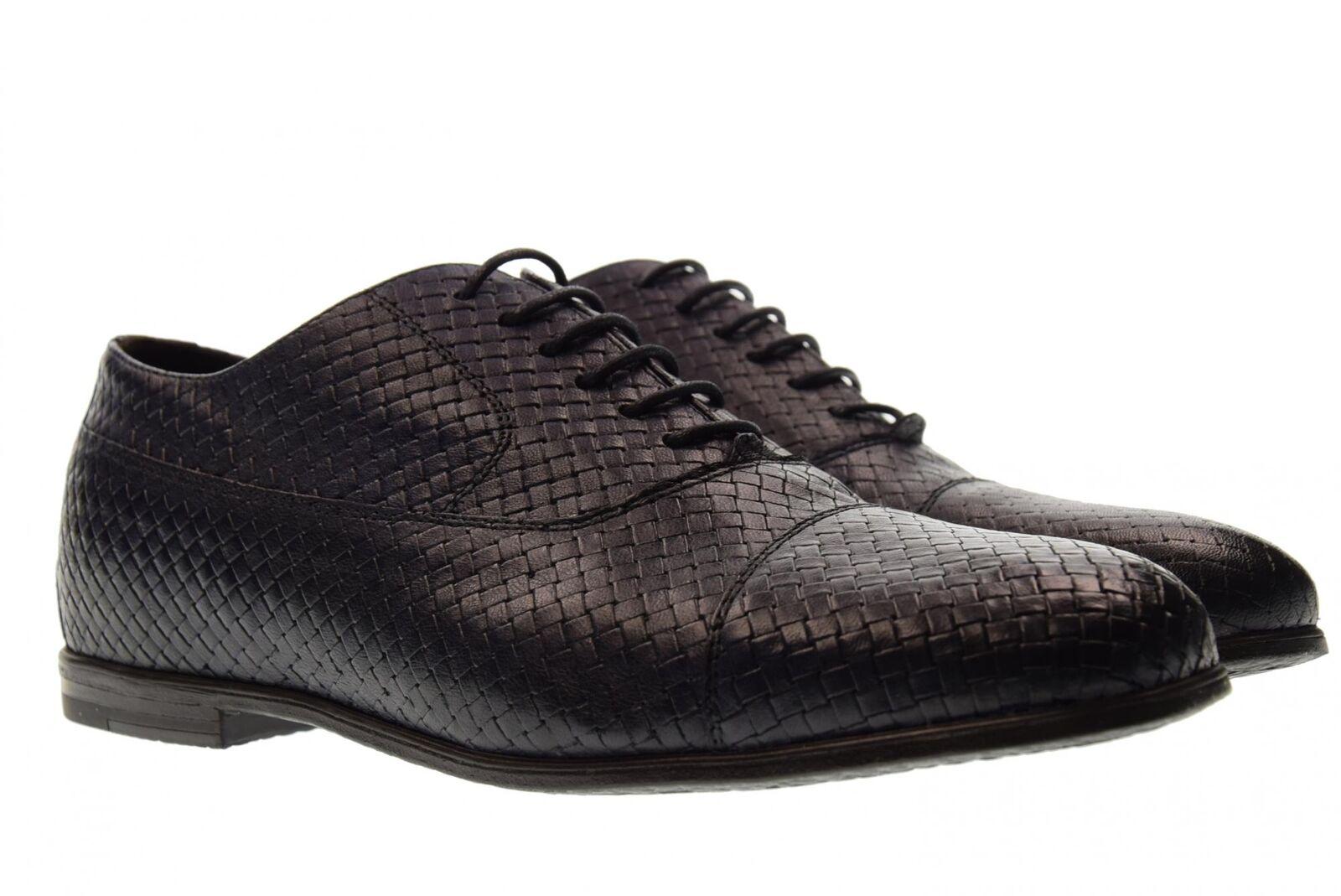 Igi&Co P18us classic men's shoes 1102511 blue