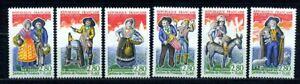 TIMBRES DE FRANCE ANNEE 1994  SANTONS DE PROVENCE SANS CHARNIERE N 2976 / 2981