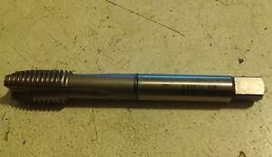 """Sutton. RH HSS Hand Tap Gun Nose gunnose Spiral Point UNC 3//8/"""" x 16"""