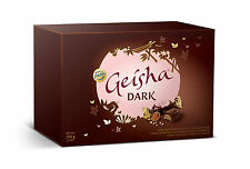 FAZER GEISHA Dark Chocolate Pralines with Soft Hazelnut Filling 150g 5.3oz