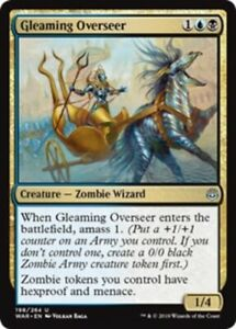 MTG War of the Spark 2x Vizier of the Scorpion NEW