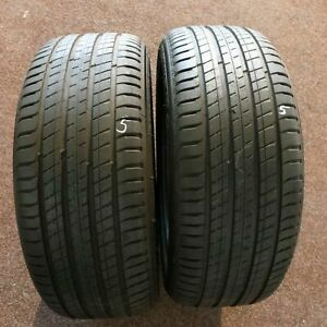 2x-Michelin-Latitude-Sport-3-ZP-245-45-r20-103-W-3518-Runflat-pneus-d-039-ete
