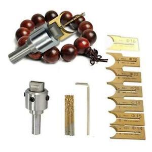 16Pcs-Set-Wooden-Bead-Maker-Beads-Drill-Bit-Mill-Cutter-Set-Multi-Tool-Wood-P8R2