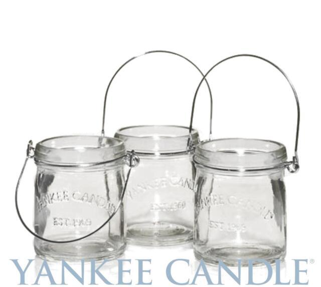 Buy Yankee Candle Mini Mason Canning Jars Tea Light Holder Set Of
