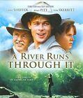 River Runs Through It 0043396326071 With Brad Pitt Blu-ray Region a