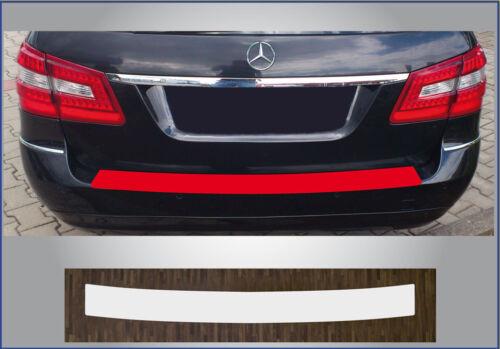 Ladekantenschutz transparent Mercedes E-Klasse Bj T-Modell 09-13 Kombi S212