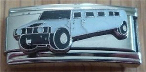 Italian Charms E145 Superlink  Stretch Hummer Large Limousine