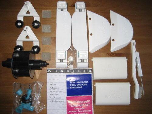 Envío gratuito de 2-3 días PISCINA HAYWARD NAVIGATOR Ultra Pool Vac Limpiador partes Kit
