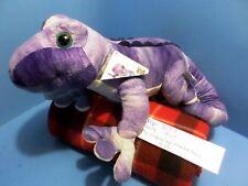 Kohl's The Mixed Up Chameleon Purple plush (310-3177)