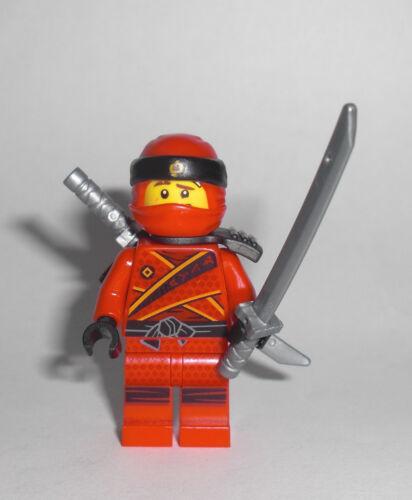 LEGO Ninjago Kai 70638 - Minifig Figur rot Katana V11 Sons of Garmadon 70638