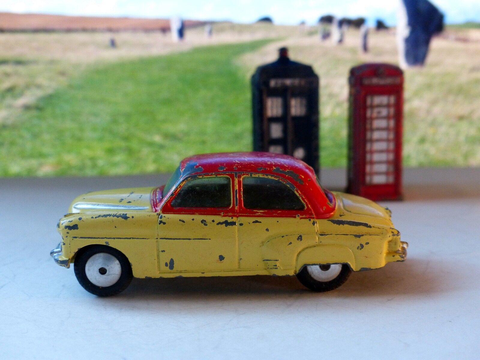 Corgi Toys 203 Vauxhall Velox two-tone edition