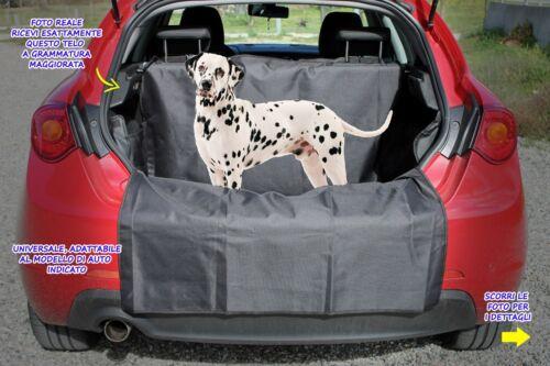 Telo bagagliaio Volkswagen Touran protezione baule portabagagli cane auto cani