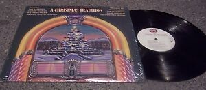 "A Christmas Tradition ""Volume II"" WARNER BROS. W1-25762 VARIOUS LP COUNTRY"
