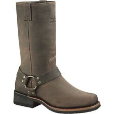 NEW Womens Harley Davidson Hustin Harness Boots size 5.5 Brown D85360
