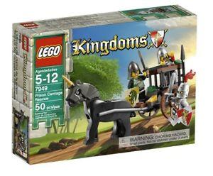 LEGO Kingdoms - 7949 - La Capture du Soldat du Roi