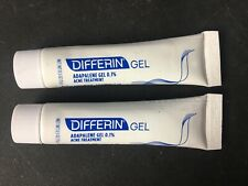 Differin Adapalene Gel 0 1 Acne Treatment 15 Gram 60 Day Supply Pack Of 2 For Sale Online Ebay