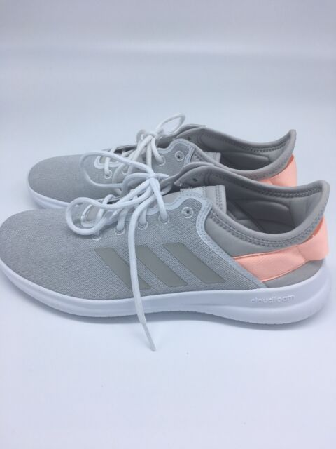 adidas Women's Size9 Cloudfoam Qtflex B43755 Running Tennis Shoes
